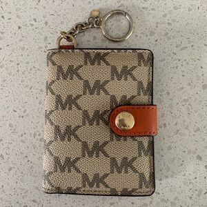 Michael Kors Photo Holder keychain